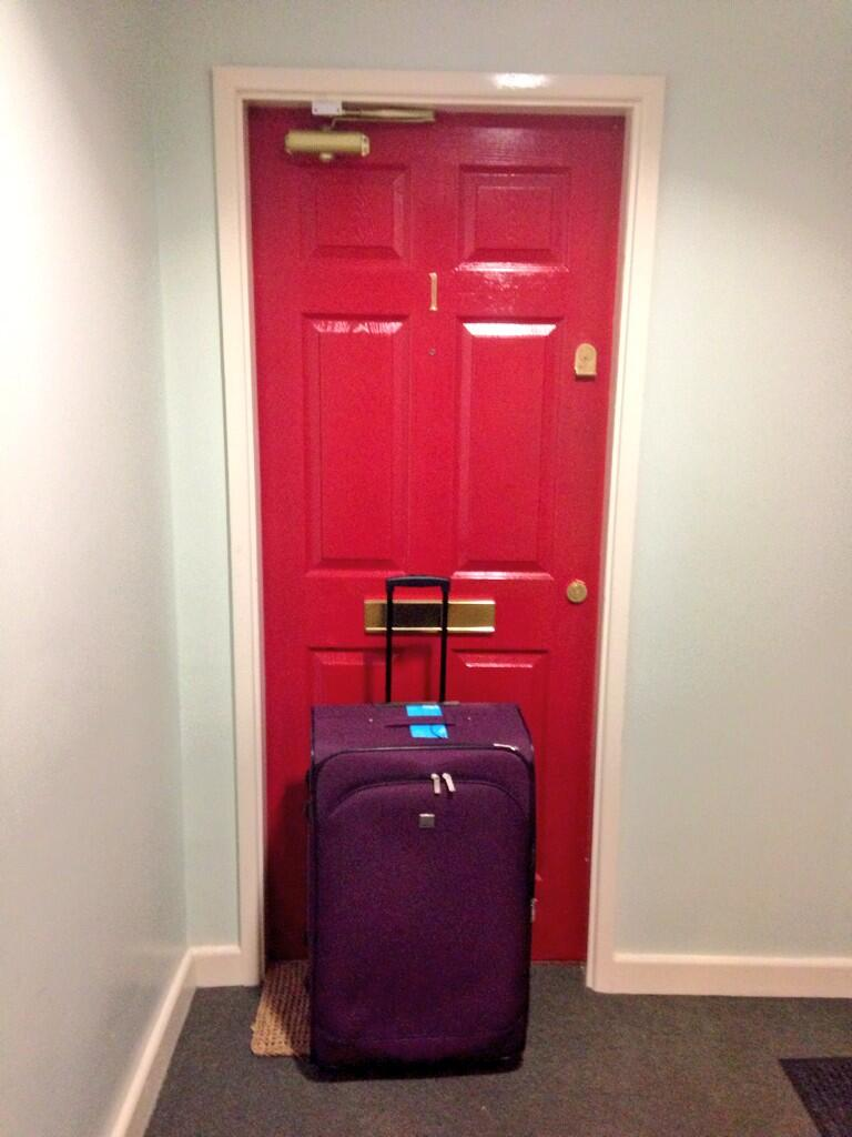 Luggage at Chez Economy Class and Beyond