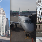 Cold Chicago, Warm Planes – BA Arrivals Lounge and Homeward Bound
