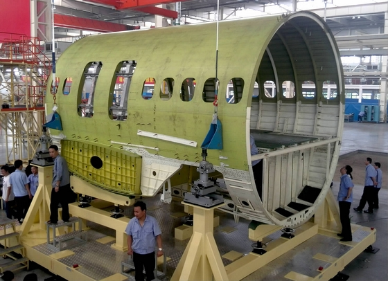 COMAC C919 Mid-Section Fuselage