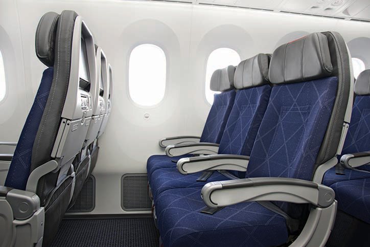American Airlines 787 Routes Announced Economy Class