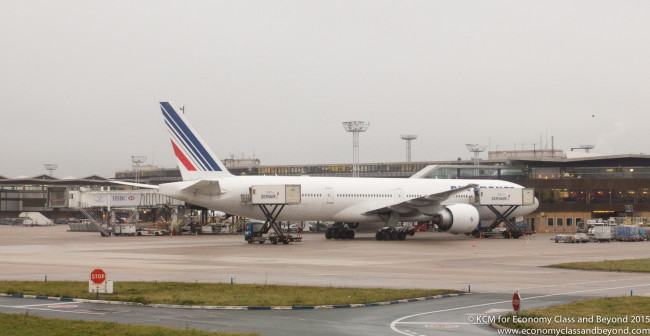More air france and klm oh my deals economy class beyond for Boeing 777 air france interieur