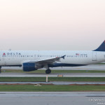 Airplane Art – Delta Air Lines Airbus A320