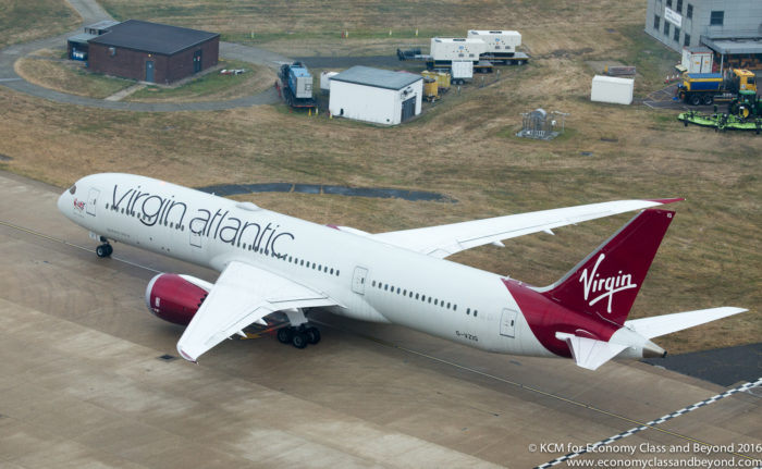 Virgin Atlantic Airbus A330