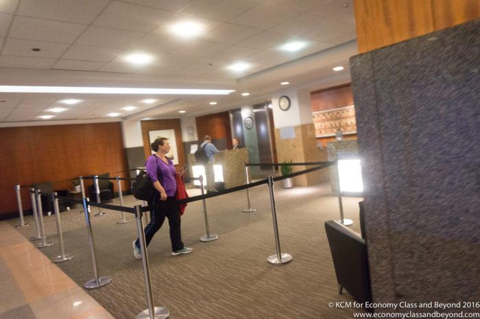 O'Hare Terminal 3 and AA Club
