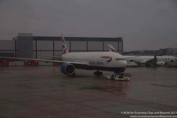 AY831 Helsinki to London Heathrow