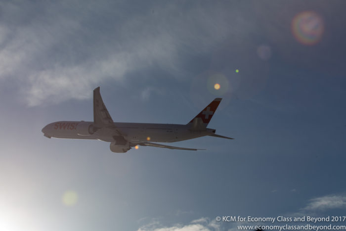 Swiss Boeing 777-300ER - Image, Economy Class and Beyond