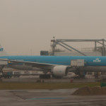 KLM Royal Dutch Airlines Boeing 777-200ER at Amsterdam Schiphol Airport - Image, Economy Class and Beyond - Image, Economy Class and Beyond 2015