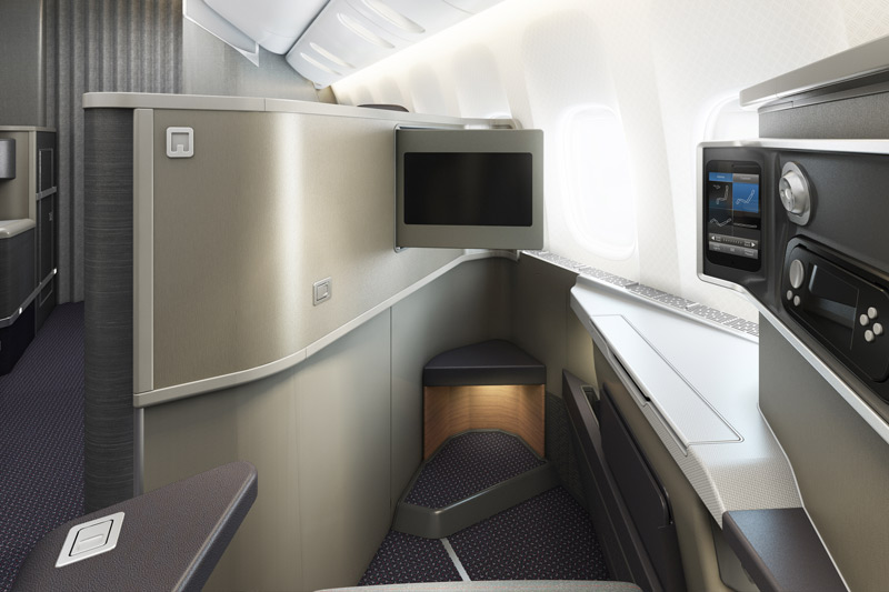 American Airlines Introduce Its New Boeing 777 200 Seating