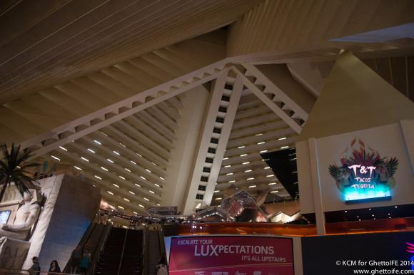 Luxor Interior