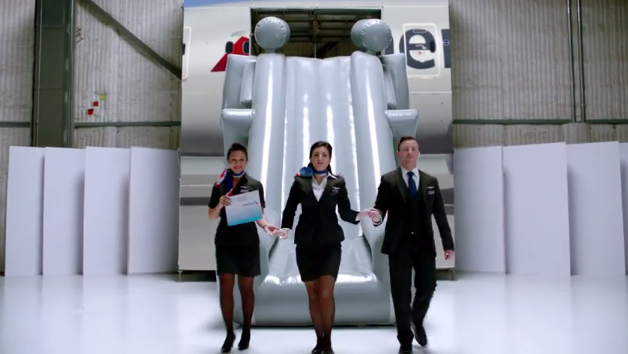 Safety Video American Airlines New Safety Video 2016
