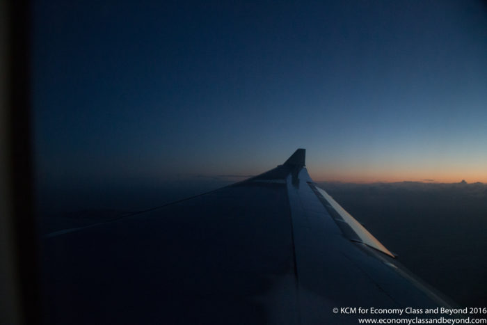 Snapshot American Airlines 710 Chicago To Dublin
