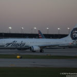 Alaska Airlines Boeing 737-900ER at Chicago O'Hare - Image, Economy Class and Beyond