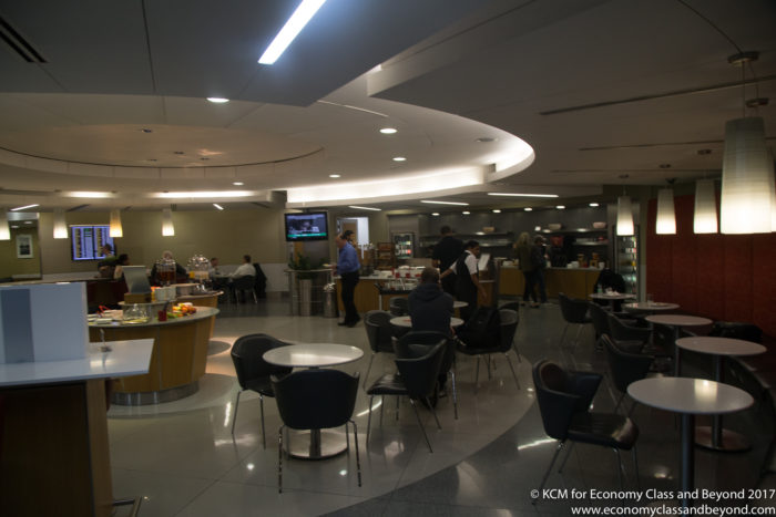 American Airlines Heathrow Lounge