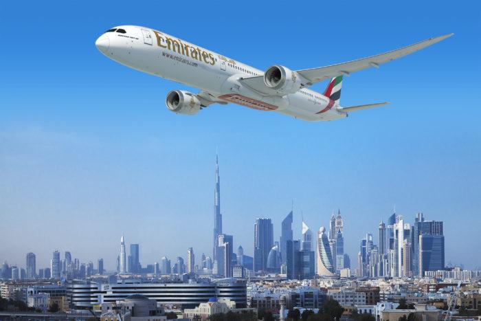 Emirates Boeing 787-10 - Dubai Air Show - Image, Emirates/Boeing