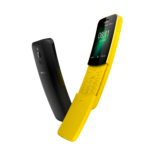 Back to the Future – the Nokia Bananna phone returns (8110 4G)