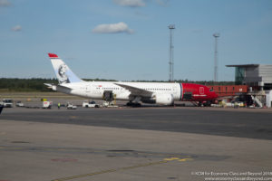 Norwegian Air Shuttle Boeing 787-8 Dreamliner - Image, Economy Class and Beyond