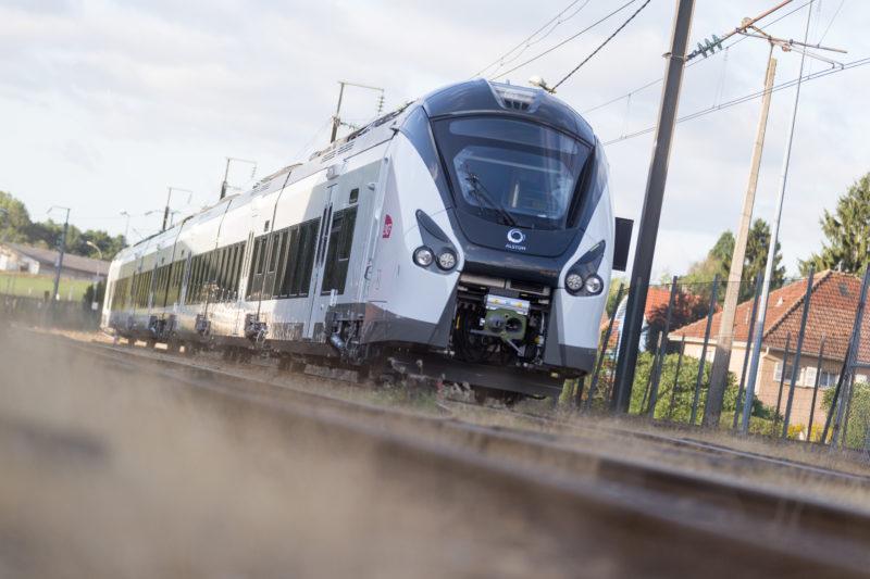 Alstom Coradia Liner - Image, Copyright_Alstom et Jean SCHWEITZER