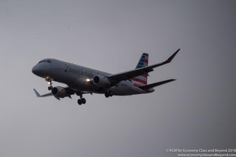 American Eagle Embraer E-175