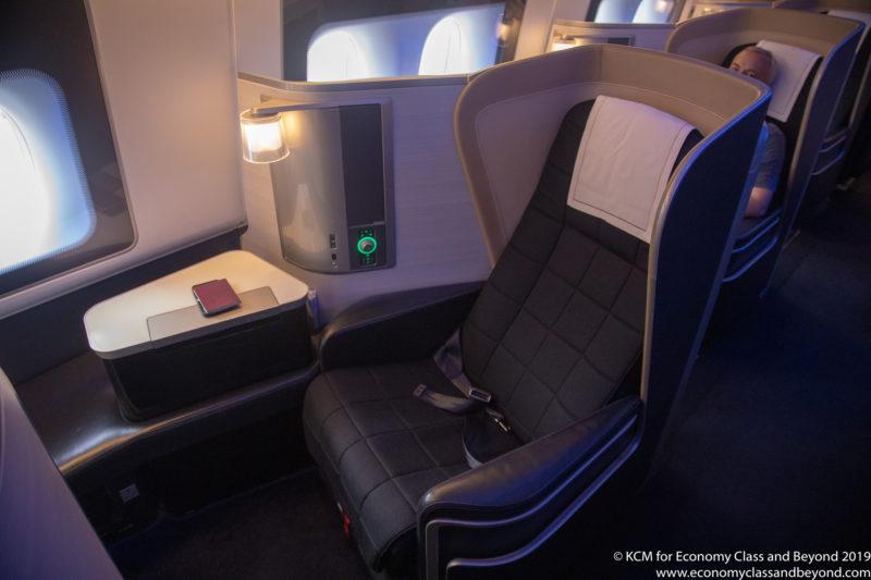 BA461 Madrid to London