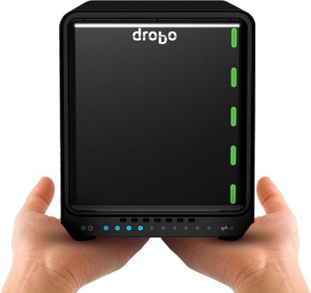 Drobo 5N2 - Image, Drobo