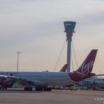 Virgin Atlantic Airbus A340-600 at Heathrow Airport - Image, Economy Class and Beyond