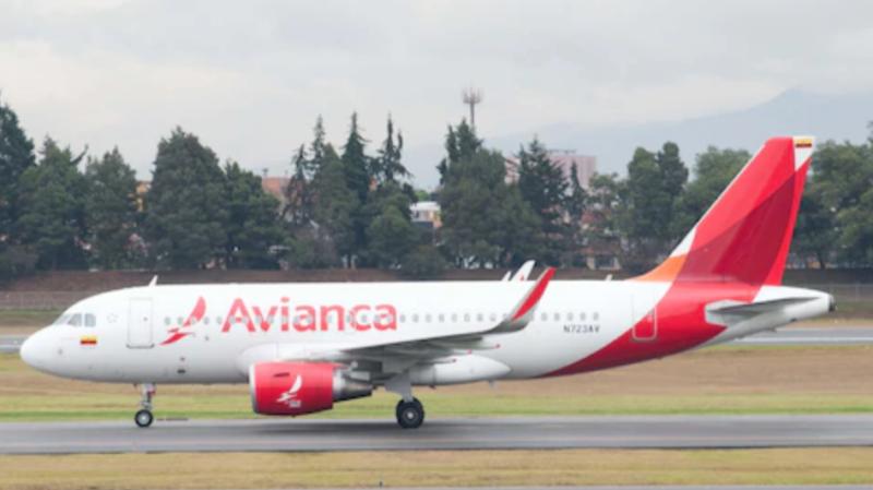 Avianca Airbus A319 - Image Avianca
