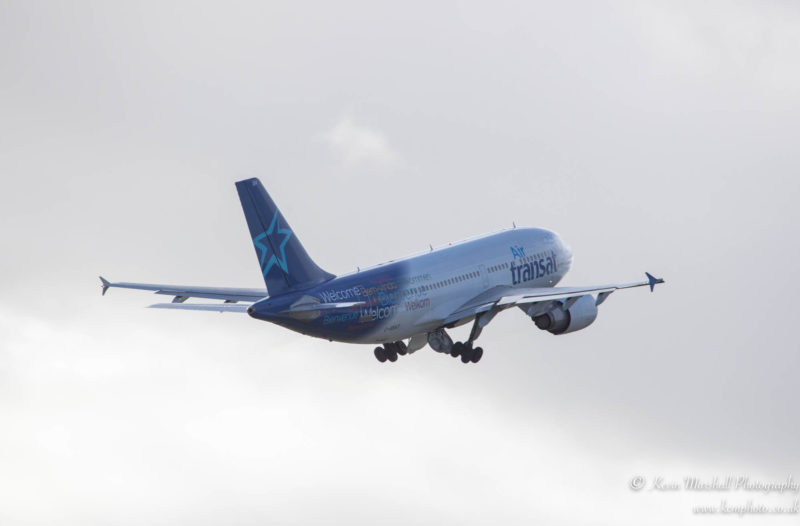 Air Transat Airbus A310 - Image, Economcy Class and Beyond